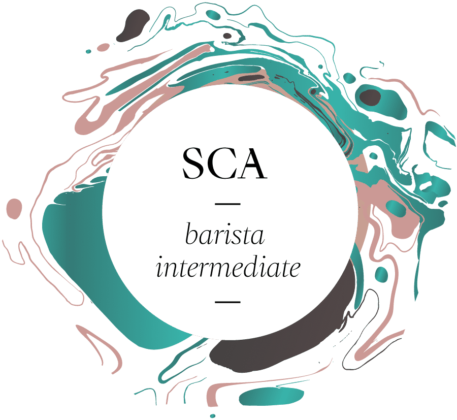 SCA Intermediate barista trainingen